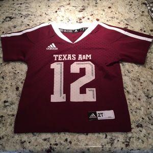 Texas A&M adidas 12th Man Jersey